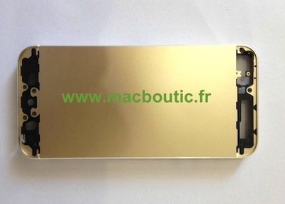 Gold iPhone 5S (MacBoutic 001)