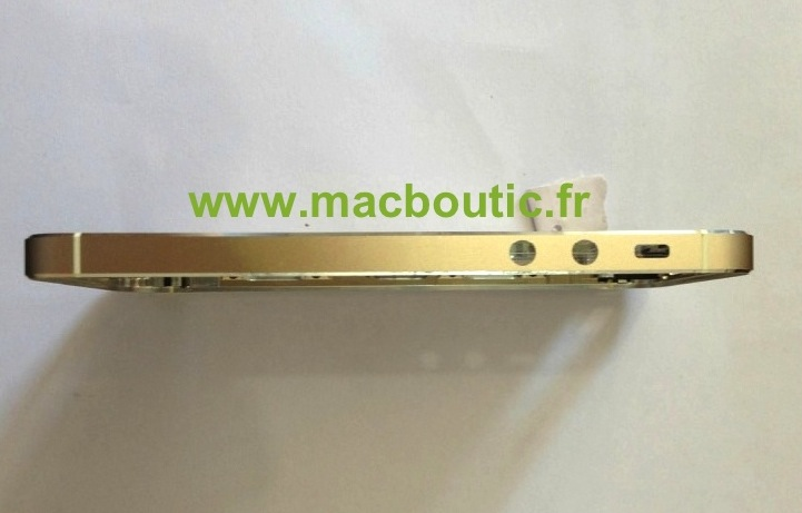 Gold iPhone 5S (MacBoutic 002)