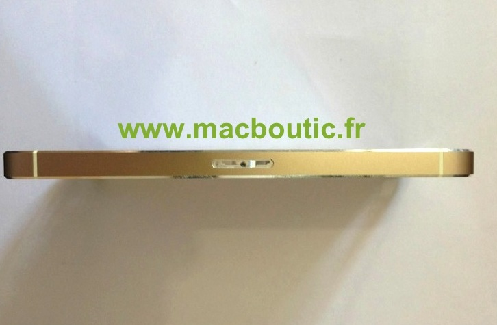 Gold iPhone 5S (MacBoutic 003)