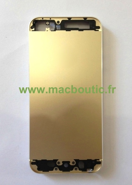 Gold iPhone 5S (MacBoutic 004)