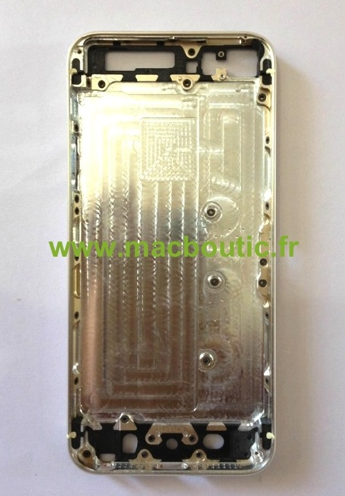 Gold iPhone 5S (MacBoutic 005)