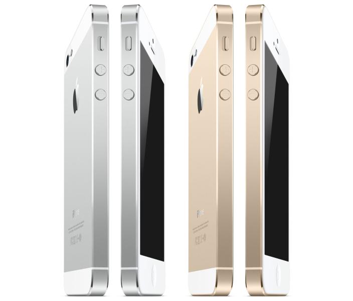 Gold iPhone 5S (Shop Le Monde 001)