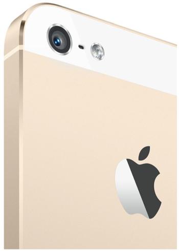 Gold iPhone shop le monde 2