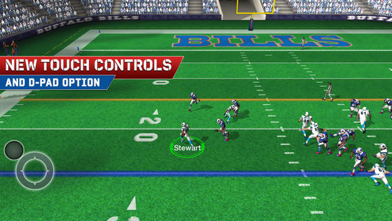 Madden NFL 25 1.0 for iOS (iPad screenshot 003)