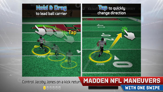 Madden NFL 25 1.0 for iOS (iPad screenshot 004)
