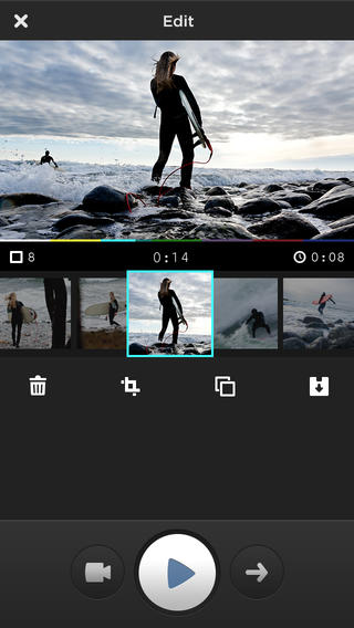 MixBit 1.0 for iOS (iPhone screenshot 002)