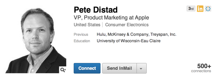 Pete Distad (LinkedIn Profile)