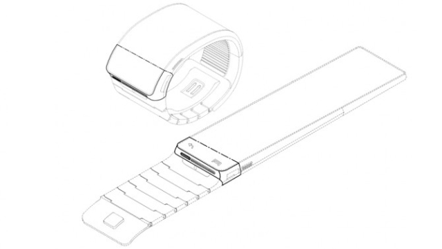 Samsung Galaxy Gear trademark filing