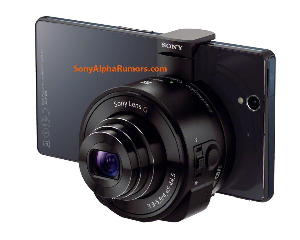 Sony Lens Cameras (image 001)