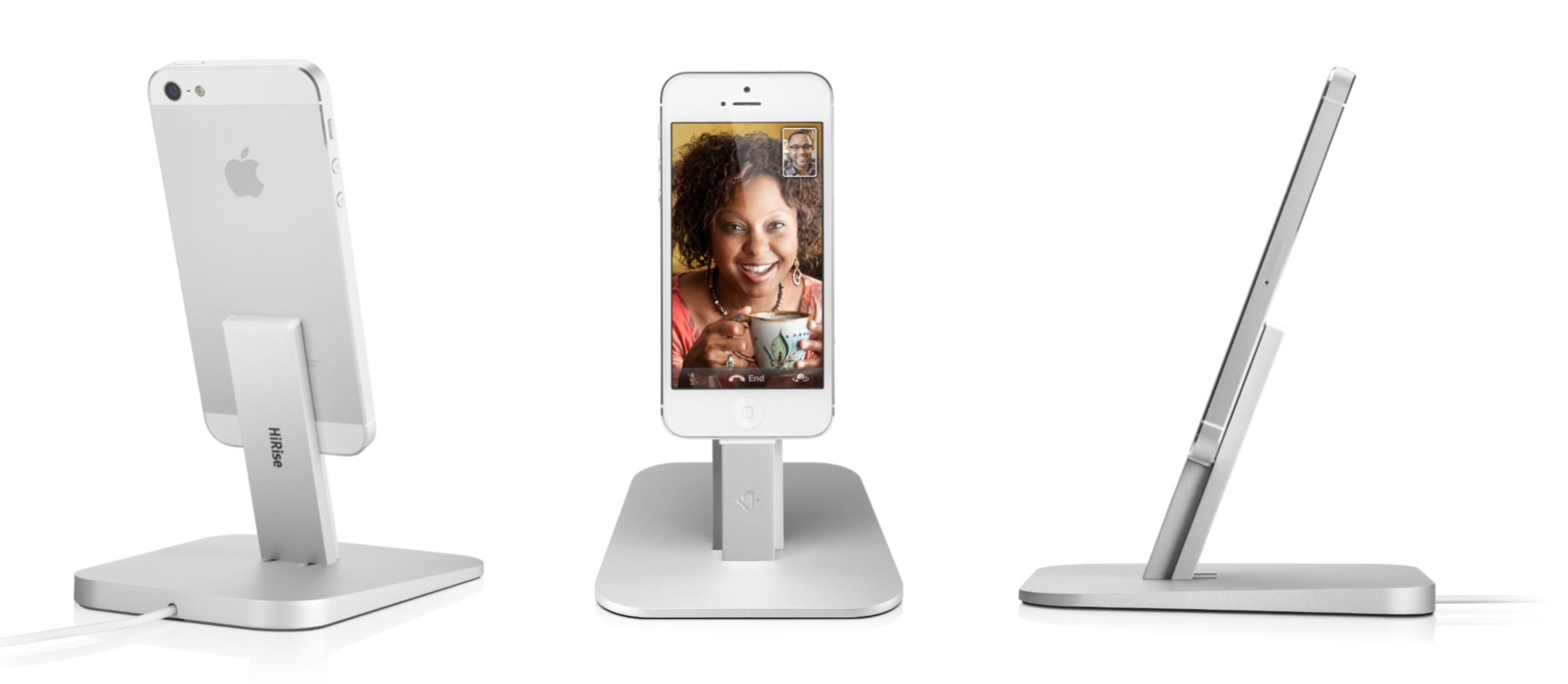 Twelve South HiRise stand (three up)