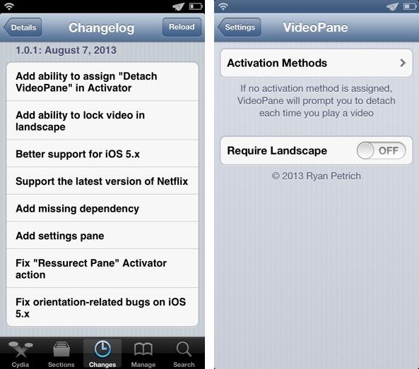 VideoPane 1.0.1