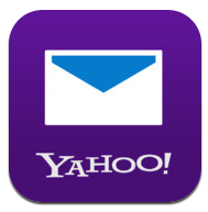 Yahoo Mail 1.5.9 for iOS (app icon, small)