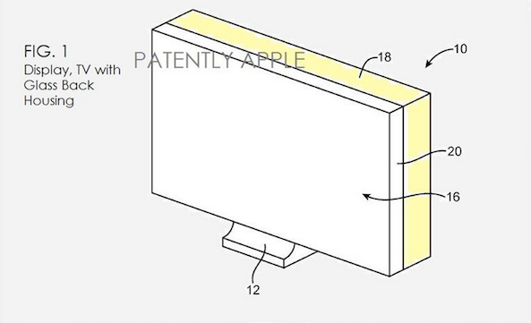 apple tv fused glass patent
