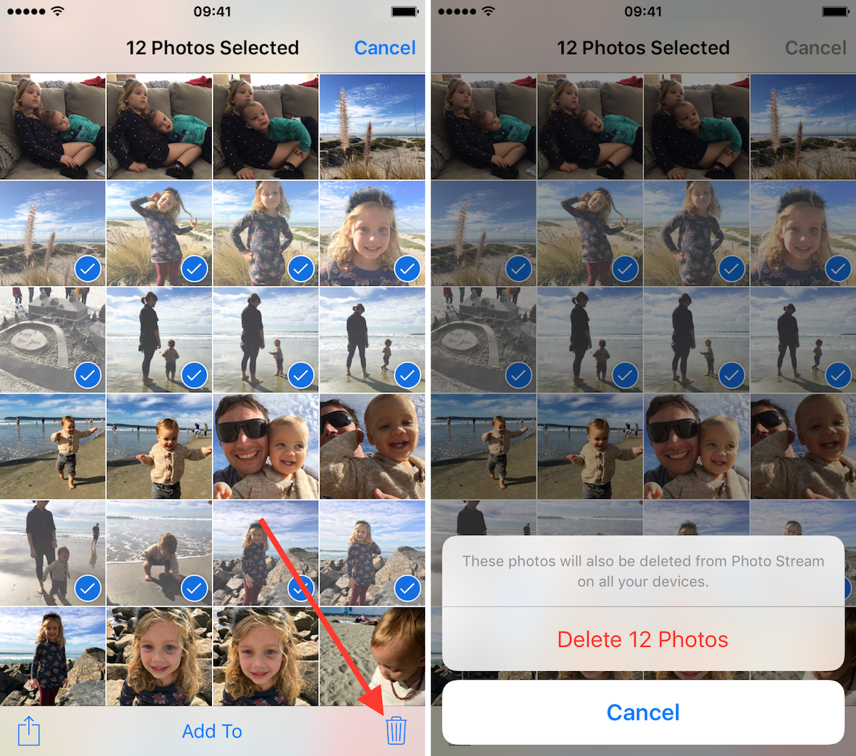 How to save storage space by removing photos from your iPhone
