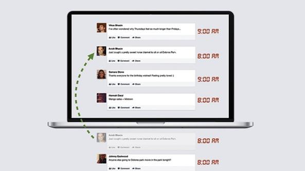 facebook story bump