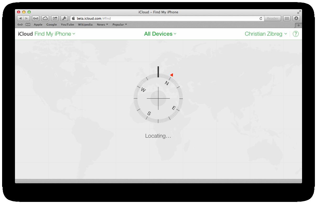 iCloud Beta (redesign 011)