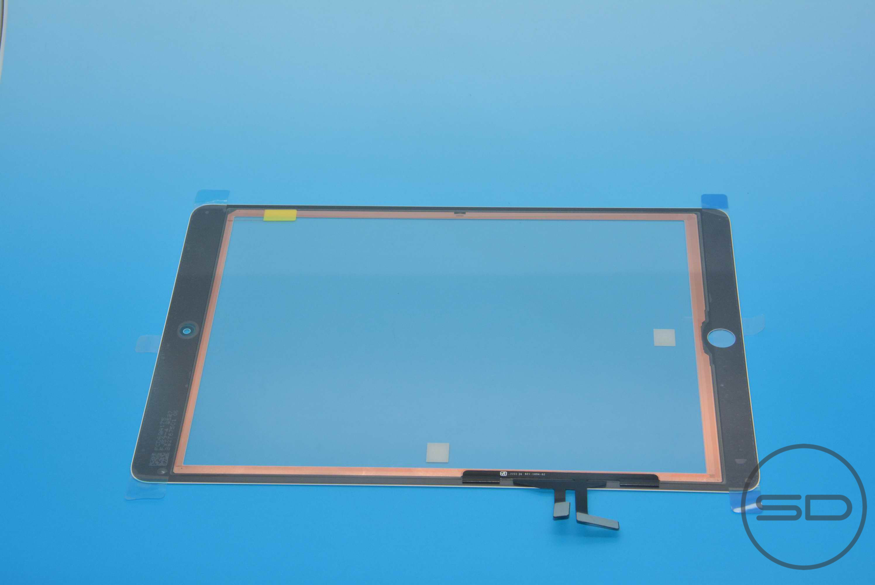 iPad 5 front panel (Sonny Dickson 003)