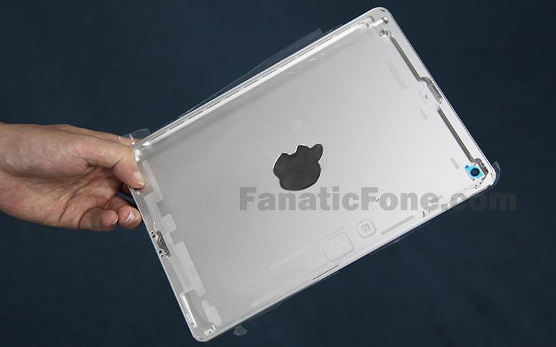 iPad 5 rear case (FanaticPhone 001)
