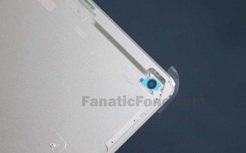 iPad 5 rear case (FanaticPhone 002)