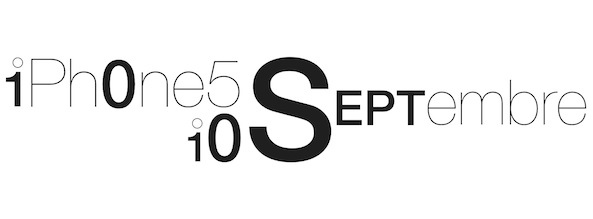 iPhone 5S september 10