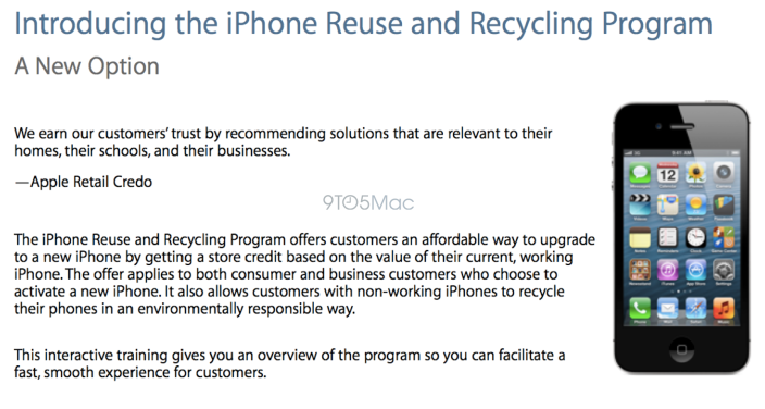 iPhone Reuse and Recycling Program (9to5Mac 001)