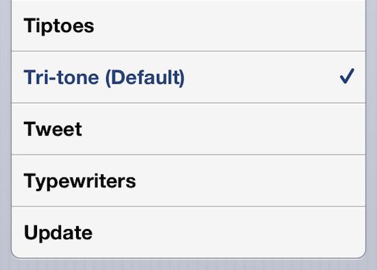 iphone tri-tone