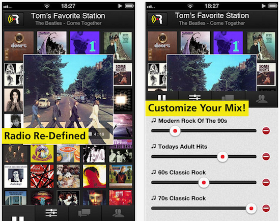 Radical FM launches donation-based streaming music app