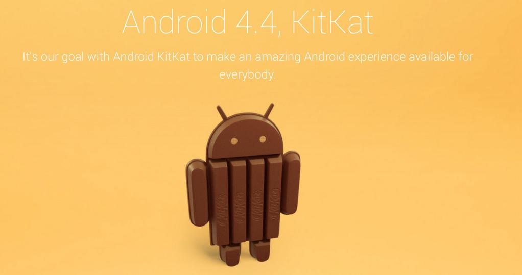 Android 4.4 Kit Kat (Teaser 001)