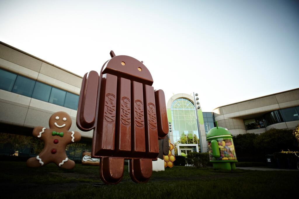 Android 4.4 Kit Kat (Teaser 002)