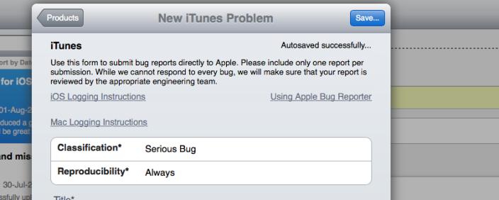 Apple Radar (web screenshot 002)