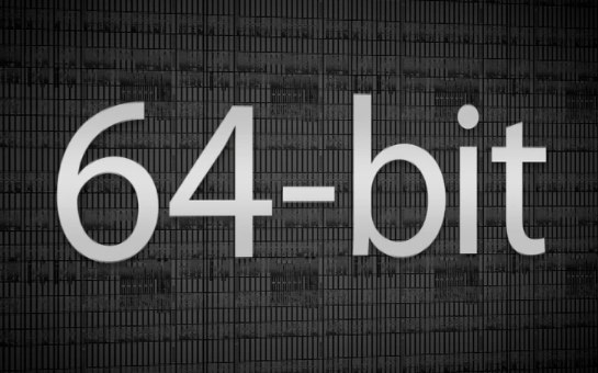 Apple September 2013 event (iPhone 5s, 64-bit slide teaser 001)
