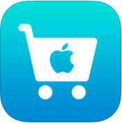 Apple Store 6.6 for iOS (app icon)