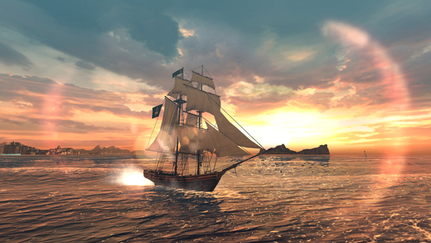 Assassin Creed Pirates (teaser 001)