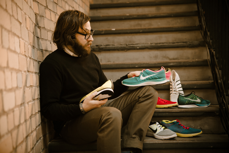 Ben Shaffer (Nike Innovation Kitchen 001)