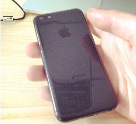 Black iPhone 5C (Sonny Dickson 002)