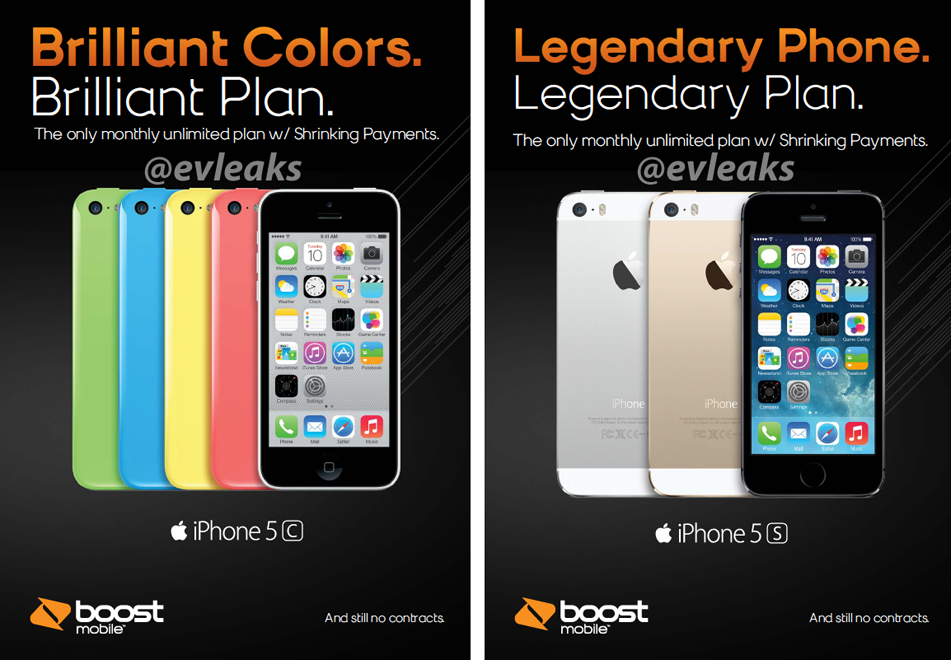 Boost Mobile (iPhone 5s, iPhone 5c teaser 001)