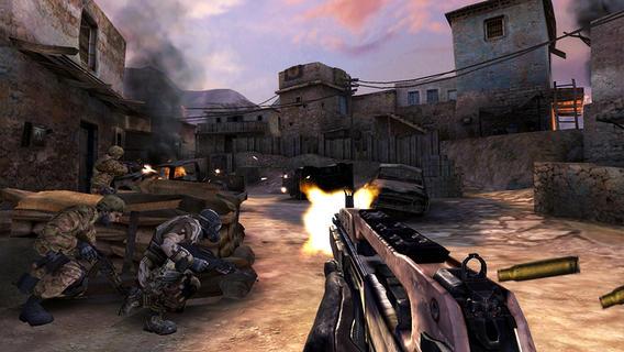 Call of Duty Strike Team (iPad screenshot 002)