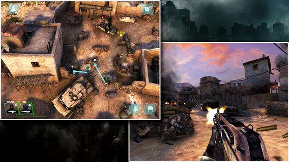 Call of Duty Strike Team (iPad screenshot 003)