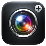 Camera Plus 4.0 for iOS (app icon, small)
