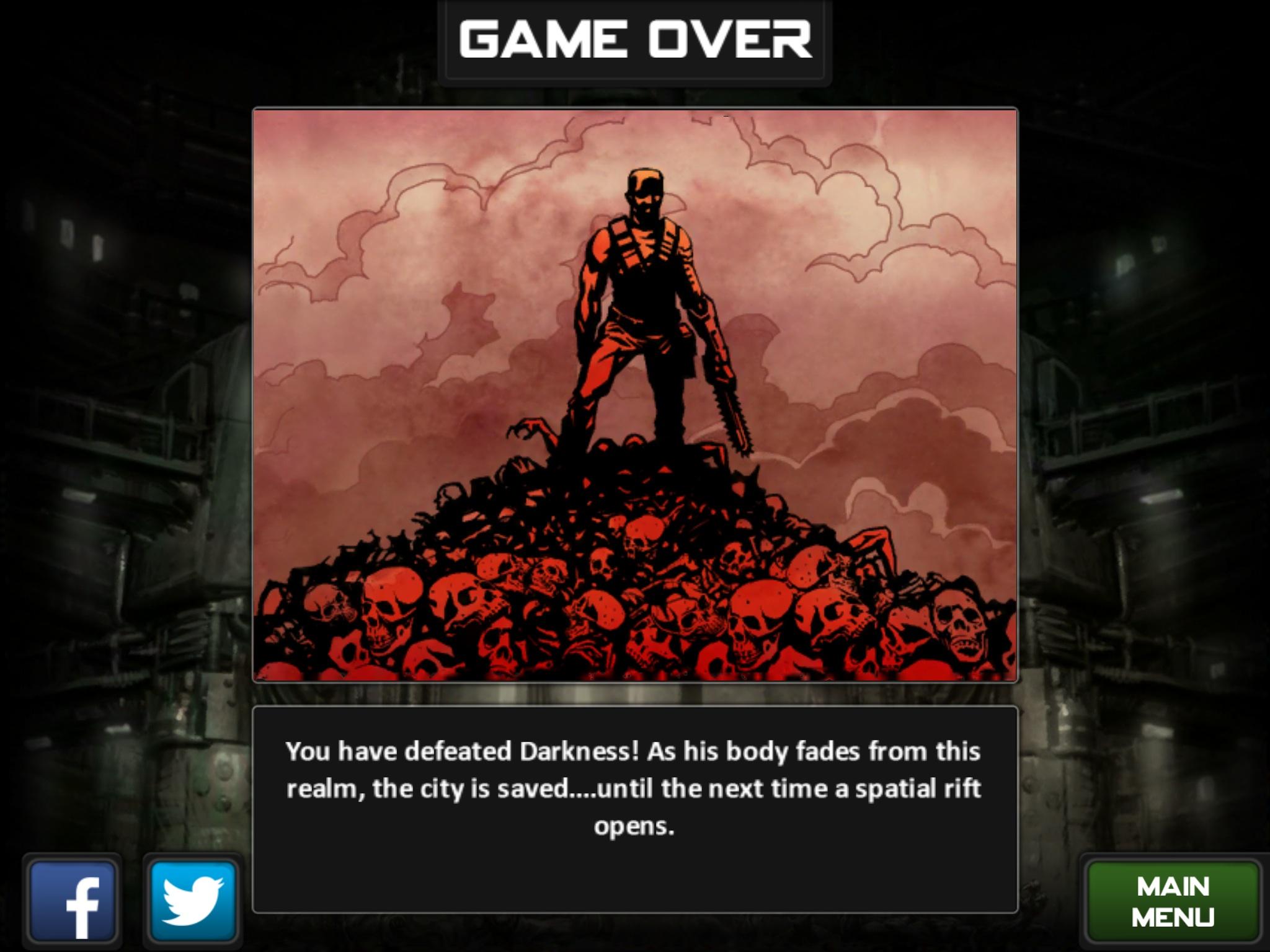 Chainsaw Warrior 3