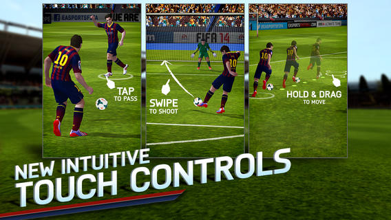 FIFA 2014 1.0 for iOS (iPhone screenshot 003)