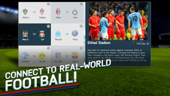 FIFA 2014 1.0 for iOS (iPhone screenshot 004)