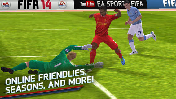 FIFA 2014 1.0 for iOS (iPhone screenshot 005)