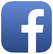 Facebook 6.5.1 for iOS (app icon, small)