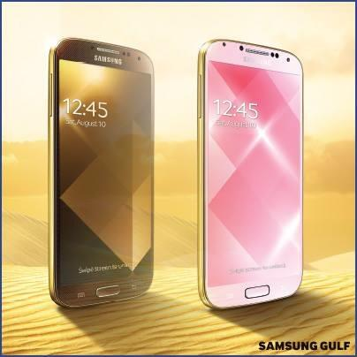 Galaxy S4 Gold Edition (image 002)