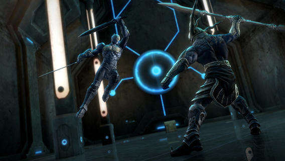 Infinity Blade III (iPhone screenshot 003)