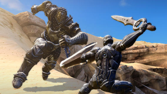 Infinity Blade III (iPhone screenshot 004)