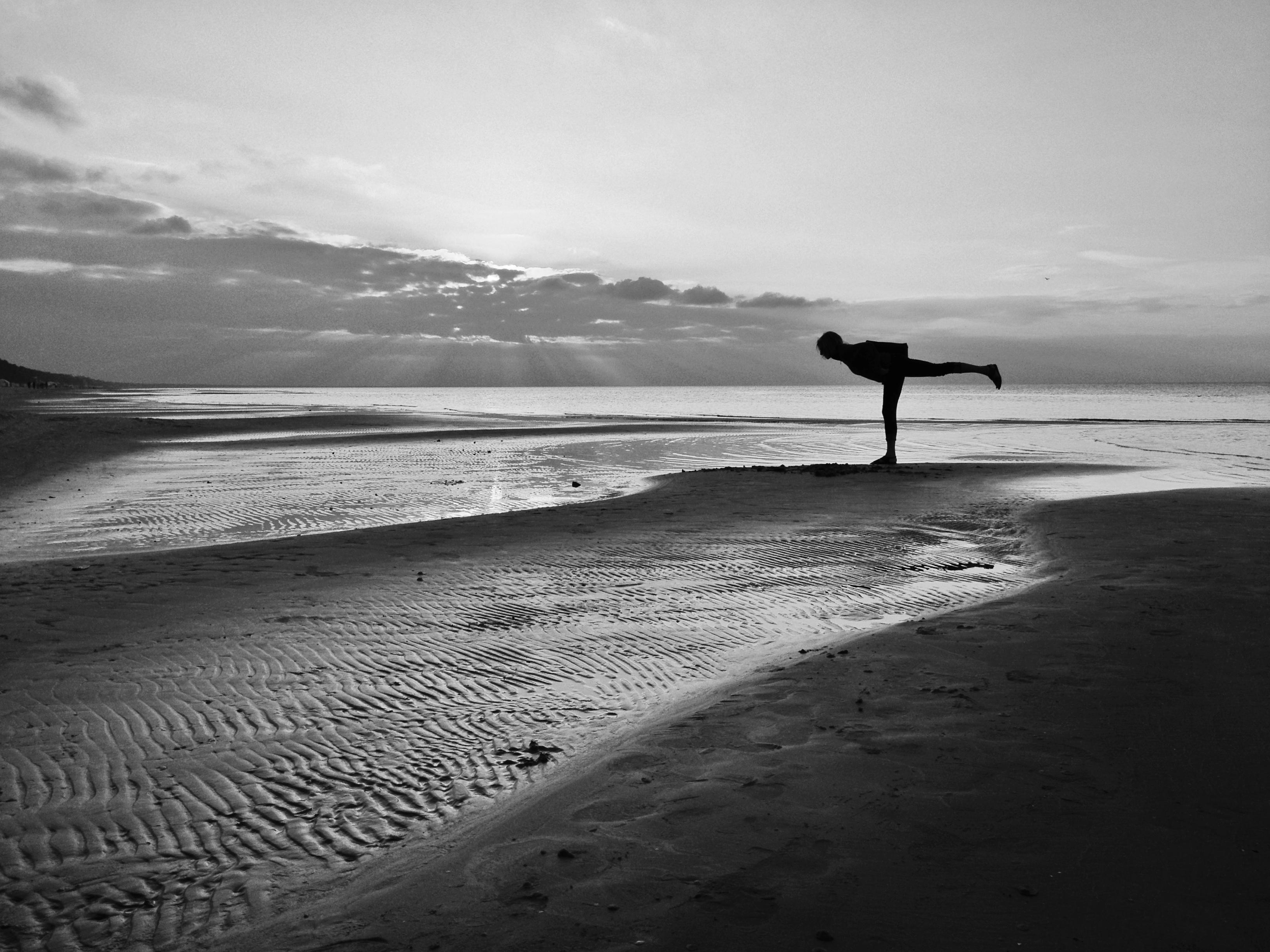 Leading Lines Beach