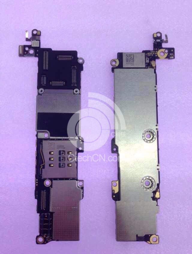 Logic board (iPhone 5, iPhone 5C, C TEchnology 001)