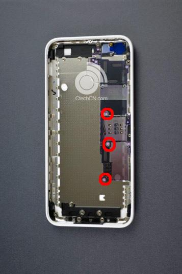 Logic board (iPhone 5, iPhone 5C, C TEchnology 002)